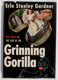 Books:Mystery & Detective Fiction, Erle Stanley Gardner. The Case of the Grinning Gorilla.William Morrow, 1952. First edition. Light wear, rubbing, an...