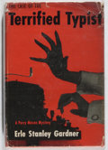 Books:Mystery & Detective Fiction, Erle Stanley Gardner. The Case of the Terrified Typist.William Morrow, 1956. First edition. Jacket worn with spine ...