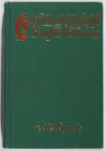 Books:Non-American Editions, W. D. Howells. Certain Delightful English Towns. Harper & Brothers, 1906. First edition. Illustrated. Light rubbing,...