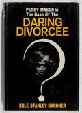 Books:Mystery & Detective Fiction, Erle Stanley Gardner. INSCRIBED. The Case of the DaringDivorcee. William Morrow, 1964. First edition. Inscribed b...