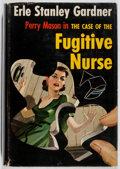 Books:Mystery & Detective Fiction, Erle Stanley Gardner. The Case of the Fugitive Nurse.Morrow, 1954. First edition, first printing. Price-clipped...