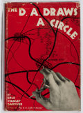 Books:Mystery & Detective Fiction, Erle Stanley Gardner. The D. A. Draws a Circle. Morrow,1939. First edition, first printing. Toning and offsetting. ...