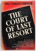 Books:Mystery & Detective Fiction, Erle Stanley Gardner. The Court of Last Resort. WilliamSloane, 1952. First edition, first printing. Price-clipp...
