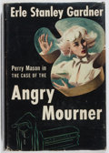 Books:Mystery & Detective Fiction, Erle Stanley Gardner. The Case of the Angry Mourner. Morrow,1951. First edition, first printing. Minor rubbing and ...