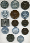 Expositions and Fairs, Selection of 14 1893 World's Columbian Exposition Large FormatMedals.... (Total: 14 coins)