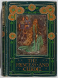 Books:Children's Books, George MacDonald. The Princess and Curdie. Blackie and Son,[n. d.]. Later edition. Hinges cracked and spine leaning...