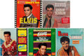 Music Memorabilia:Recordings, Elvis Presley Movie Soundtrack Album Group of 5 (RCA, 1963-67).... (Total: 5 Items)