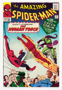 The Amazing Spider-Man #17 (Marvel, 1964) Condition: FN+