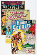 Golden Age (1938-1955):Horror, DC Golden/Silver Age Horror Comics Group (DC, 1953-59).... (Total:5 Comic Books)