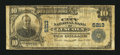 National Bank Notes:Nebraska, Lincoln, NE - $10 1902 Plain Back Fr. 632 The City NB Ch. # 5213. ...
