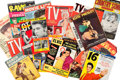 Music Memorabilia:Memorabilia, Elvis Presley Collection of 15 Early Fan Magazines (1956-1960).... (Total: 15 Items)