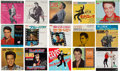 Music Memorabilia:Recordings, Elvis Presley Japanese Group of 15 Singles/ Picture Sleeves and EPs(RCA, 1956-69).... (Total: 15 Items)