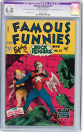 Golden Age (1938-1955):Science Fiction, Famous Funnies #211 (Eastern Color, 1954) CGC Apparent FN 6.0Slight (A) Off-white pages....
