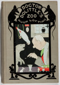 Books:Children's Books, Hugh Lofting. Doctor Dolittle's Zoo. Stokes, [1925]. Firstedition. In original binding. Spine a bit browned and rub...