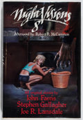 Books:Horror & Supernatural, Robert R. McCammon [afterward]. SIGNED/LIMITED. Night Visions 8. Dark Harvest, 1989. First edition, first print...