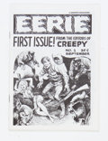 Silver Age (1956-1969):Horror, Eerie #1 Second Printing (Warren, 1965) Condition: VF/NM....