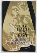 Books:Mystery & Detective Fiction, John D. MacDonald. Cry Hard, Cry Fast. Robert Hale, 1969. First British edition, first printing. Slight lean. Mi...
