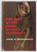 Books:Mystery & Detective Fiction, John D. MacDonald. The Girl in the Plain Brown Wrapper.Robert Hale, 1969. First British edition, first printing...