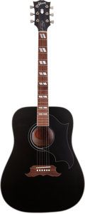 Musical Instruments:Acoustic Guitars, Elvis Presley Replica Gibson Dove Acoustic Guitar....