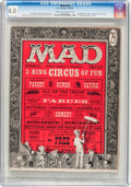 Magazines:Mad, Mad #29 (EC, 1956) CGC VG 4.0 Cream to off-white pages....