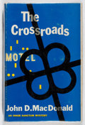 Books:Mystery & Detective Fiction, John D. MacDonald. The Crossroads. Simon and Schuster, 1959.First edition, first printing. Toning and foxing. Minor...