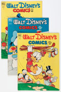 Golden Age (1938-1955):Cartoon Character, Walt Disney's Comics and Stories Group (Dell, 1951-55) Condition:Average VG-.... (Total: 33 Comic Books)