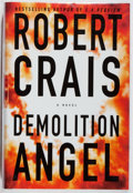 Books:Mystery & Detective Fiction, Robert Crais. SIGNED. Demolition Angel. Doubleday, 2000. First edition, first printing. Signed by the author. Fi...