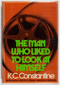 Books:Mystery & Detective Fiction, K. C. Constantine. SIGNED. The Man Who Liked to Look atHimself. Dutton, 1973. First edition, first printing. ...