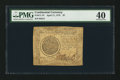 Colonial Notes:Continental Congress Issues, Continental Currency April 11, 1778 $7 PMG Extremely Fine 40.. ...