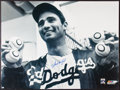 "Baseball Collectibles:Photos, Sandy Koufax Signed Oversized (30x40"") Photograph. ..."