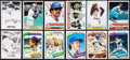 """Baseball Cards:Sets, 1979 and 1980 Topps Baseball Near Sets Pair (2) Plus TCMA """"Stars of the '20's and '30's Sets. ..."""