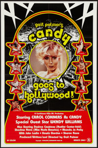 """Candy Goes to Hollywood (Caribbean Films, 1979). One Sheet (23"""" X 35""""). Adult"""
