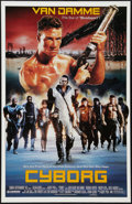 """Movie Posters:Action, Cyborg (Cannon, 1989). One Sheet (27"""" X 41""""). Action.. ..."""