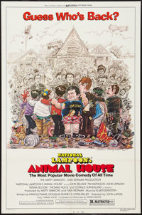 """Animal House (Universal, R-1979). One Sheet (27"""" X 41"""") Style A. Comedy"""