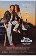 "Movie Posters:Sports, Bull Durham (Orion, 1988). One Sheet (27"" X 41""). Sports.. ..."