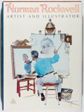 Books:Art & Architecture, [Norman Rockwell]. Thomas S. Buechner. Norman Rockwell Artist and Illustrator. Abrams, [1970]. First edition. Folio....