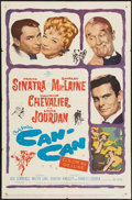"Movie Posters:Musical, Can-Can (20th Century Fox, 1960). One Sheet (27"" X 41""). Musical.. ..."