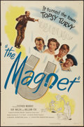 """Movie Posters:Comedy, The Magnet (Universal, 1951). One Sheet (27"""" X 41""""). Comedy.. ..."""