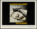 """Movie Posters:Action, The Getaway (National General, 1972). Half Sheet (22"""" X 28"""").Action.. ..."""