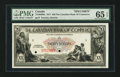 Canadian Currency: , Toronto, ON- The Canadian Bank of Commerce $20 1917 Ch. #75-16-02-08s Specimen. ...