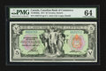 Canadian Currency: , Toronto, ON - The Canadian Bank of Commerce $5 Jan, 2, 1917 Ch. #75-16-04-06a. ...