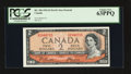 Canadian Currency: , BC-30b $2 1954 Devil's Face. ...