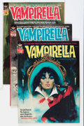 Magazines:Horror, Vampirella #16-20 Group (Warren, 1972) Condition: Average VF-.... (Total: 5 Comic Books)