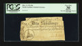 Colonial Notes:North Carolina, North Carolina March 9, 1754 40s PCGS Apparent Very Fine 30.. ...