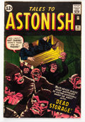 Silver Age (1956-1969):Horror, Tales to Astonish #33 (Marvel, 1962) Condition: VG....