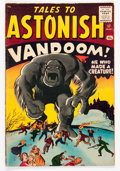 Silver Age (1956-1969):Horror, Tales to Astonish #17 (Marvel, 1961) Condition: VG/FN....