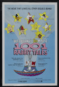 "Movie Posters:Animated, Bugs Bunny's 3rd Movie: 1001 Rabbit Tales (Warner Brothers, 1982).One Sheet (27"" X 41""). Animated. Starring the voices of M..."