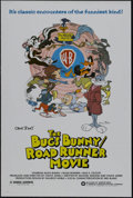 "Movie Posters:Animated, The Bugs Bunny/Road Runner Movie (Warner Brothers, 1979). One Sheet(27"" X 41""). Animated. Starring the voices of Mel Blanc ..."