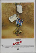 "Movie Posters:War, Catch-22 (Paramount, 1970). One Sheet (27"" X 41""). Comedy. StarringAlan Arkin, Martin Balsam, Richard Benjamin, Art Garfunk..."