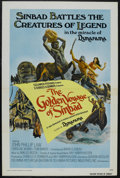 "Movie Posters:Fantasy, The Golden Voyage of Sinbad (Columbia, 1973). One Sheet (27"" X 41"")Tri-folded. Fantasy Adventure. Starring John Phillip Law..."